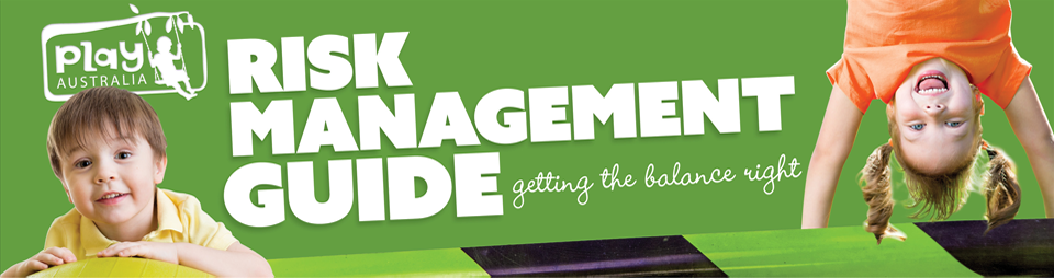 Risk Management Guide - Getting the Balance Right