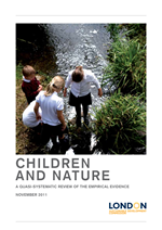 Children and Nature: a quasi-systematic review of the empirical evidence