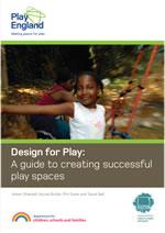 Play England: Design for Play