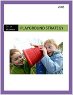 Playground Strategy, City of Wodonga