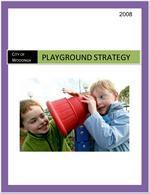 Playground Strategy, City of Wodonga