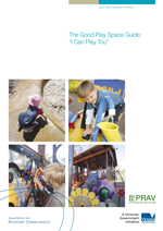 The Good Playspace Guide: I can play too