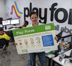 Promoting the value of play