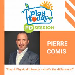 Register for Pierre Comis